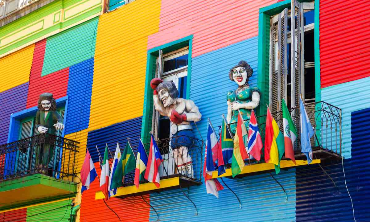 La Boca (Shutterstock.com)