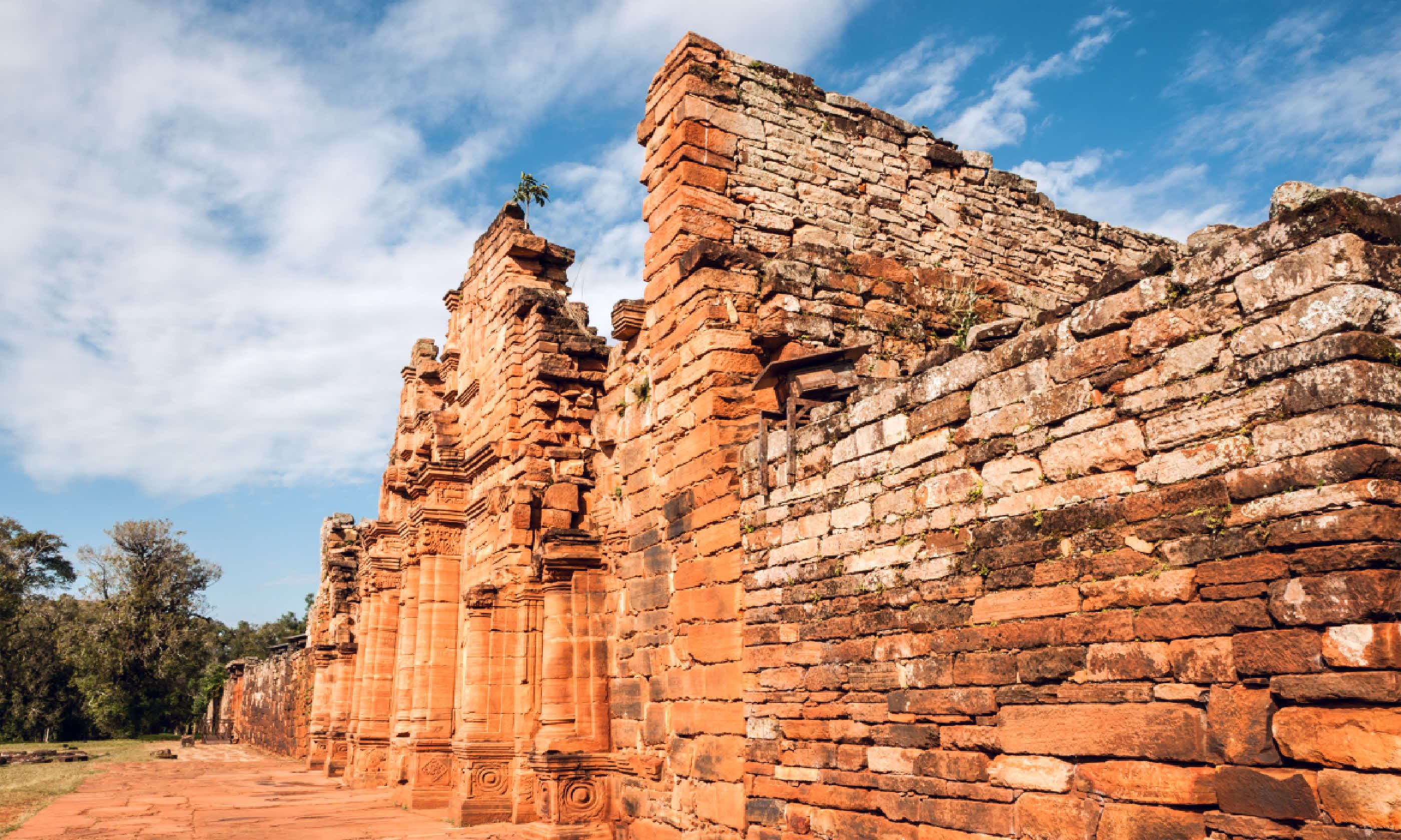 San Ignacio Miní mission (Shutterstock)
