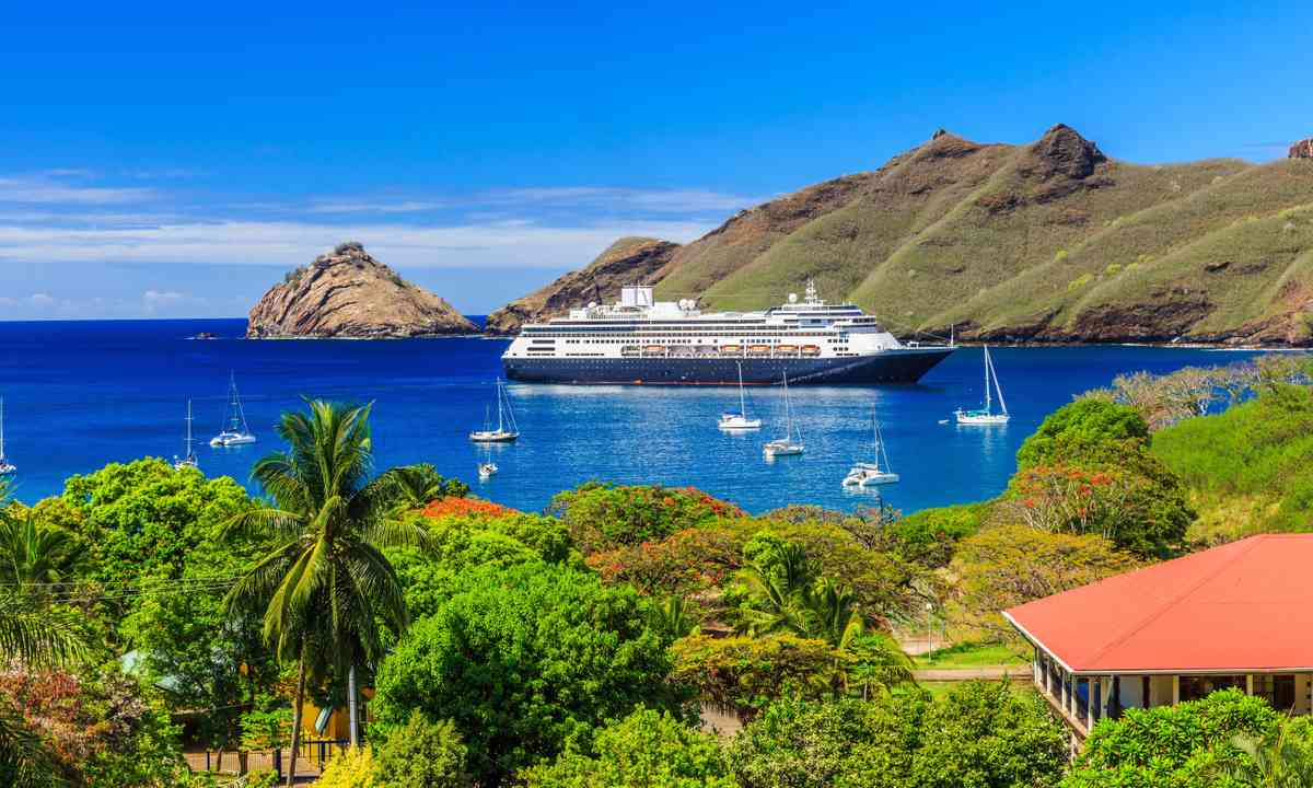 Nuku Hiva, Marquesas Islands (Dreamstime)