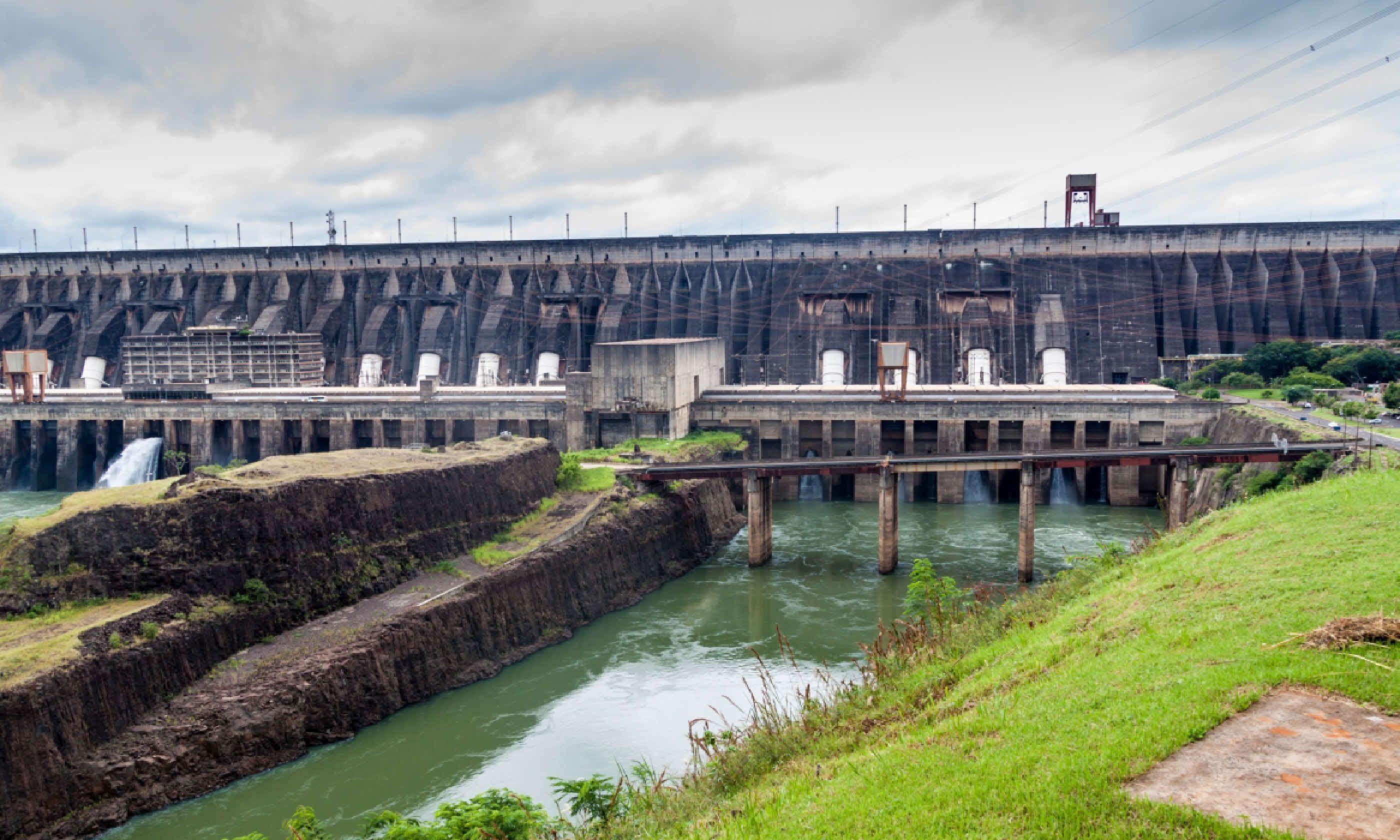 Itaipú Binacional Dam (Shutterstock)