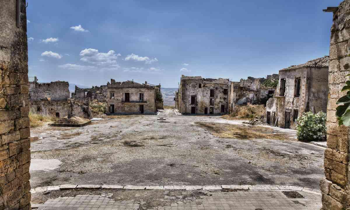 Poggioreale, Sicily (Shutterstock.com)