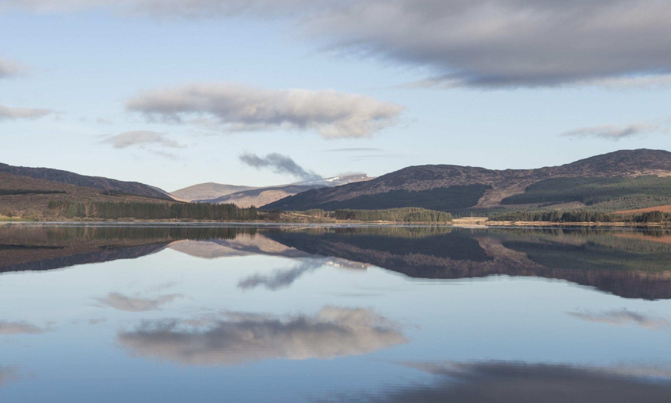 Clatteringshaws Loch (Shutterstock)