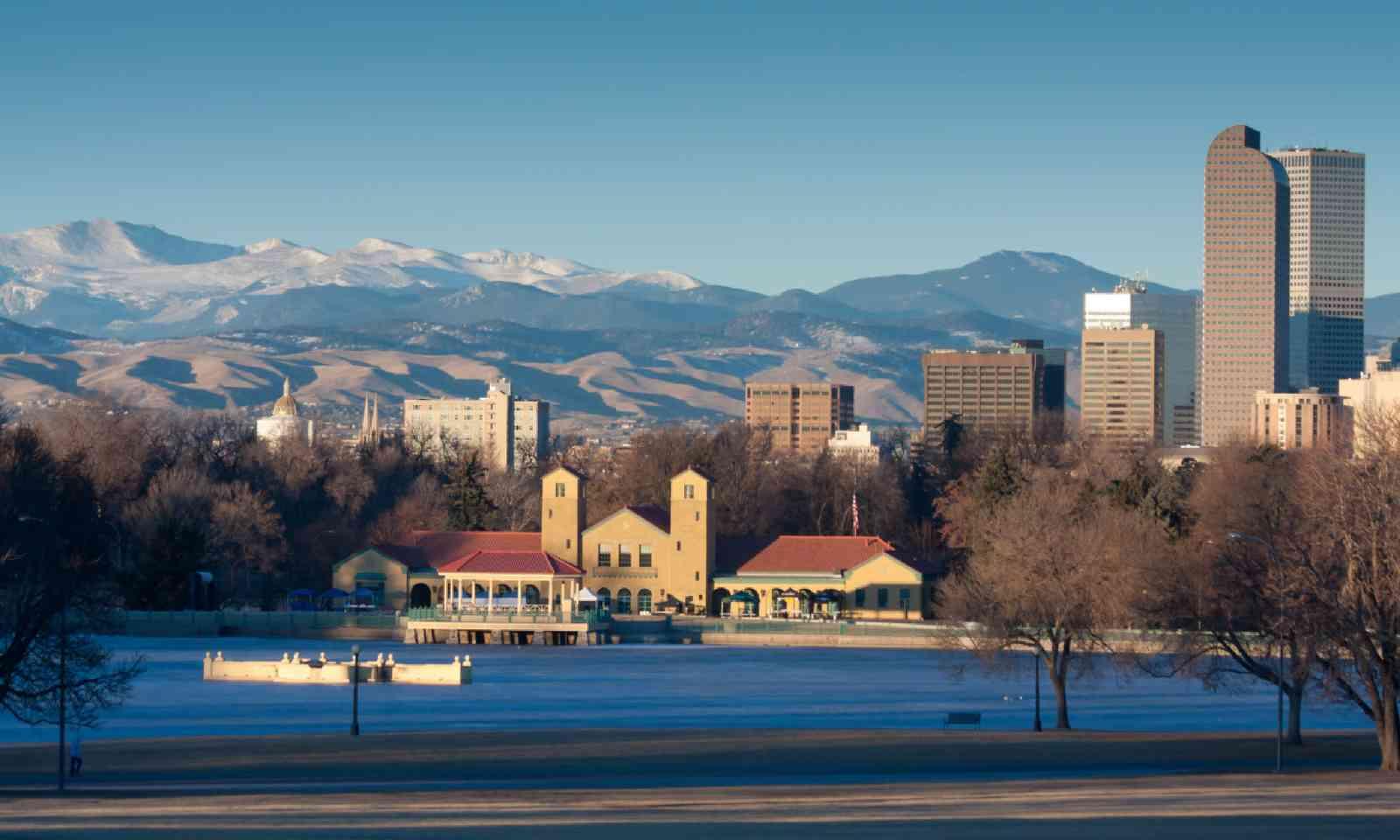 Downtown Denver from City Park (Shutterstock)