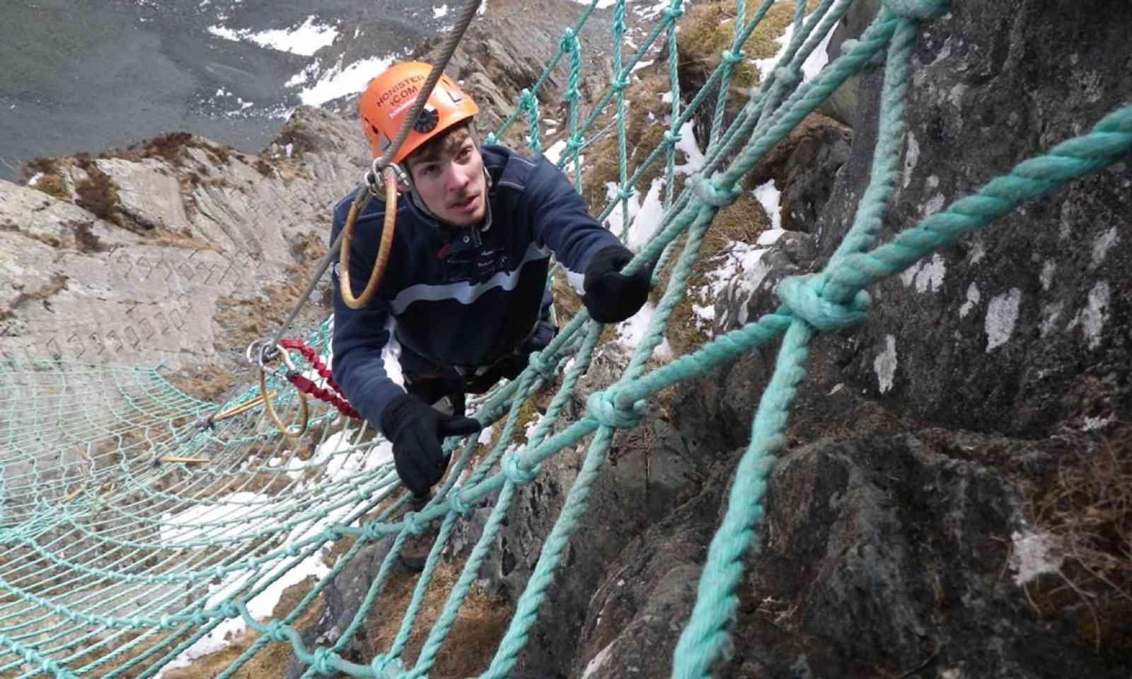 Honister's extreme via ferrata (honister.com)
