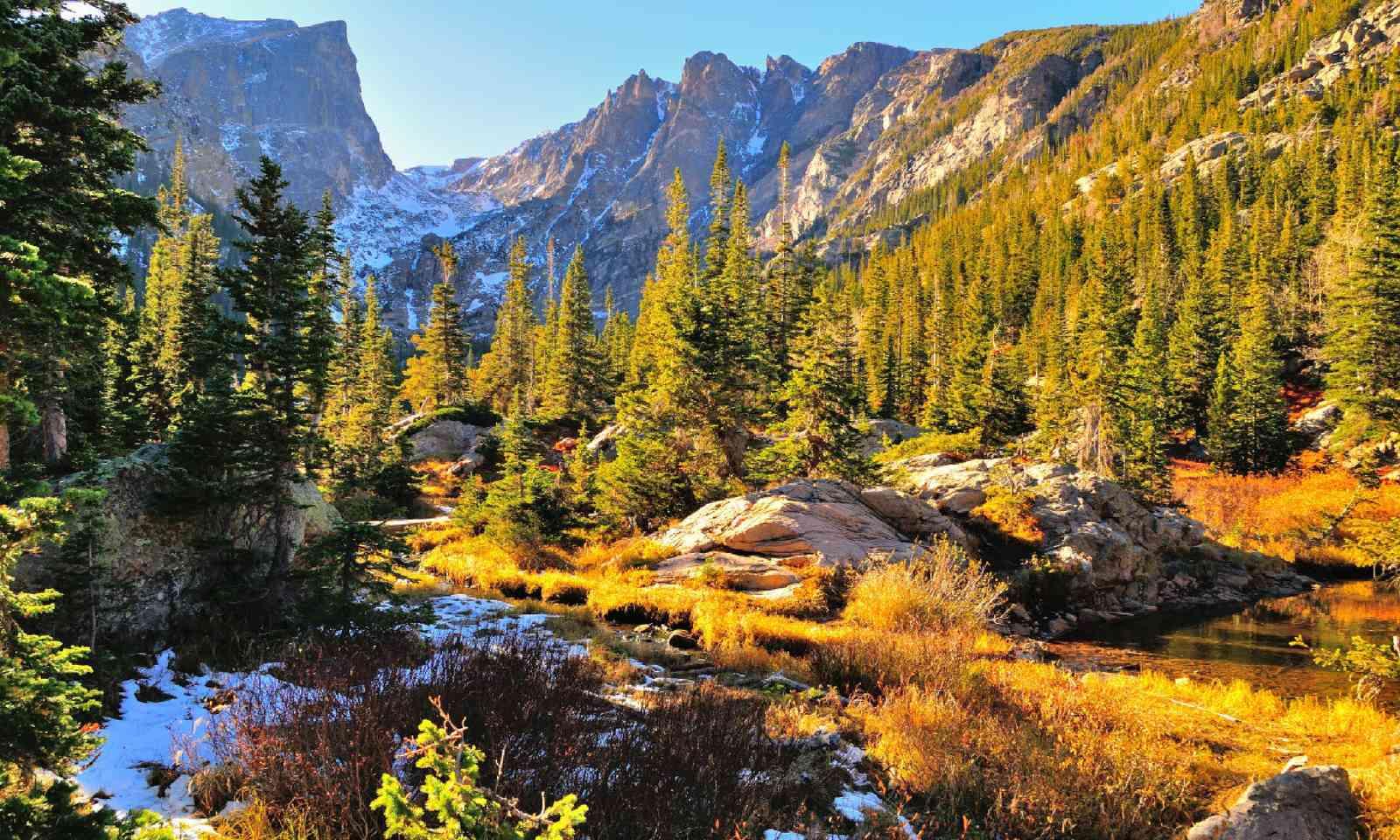 Rocky Mountain National Park (Shutterstock)