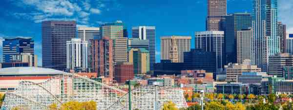 Denver, Colorado (Shutterstock: see credit below)