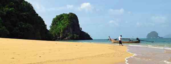 Eco-friendly travel in Thailand (Photo: Sarah Gilbert)