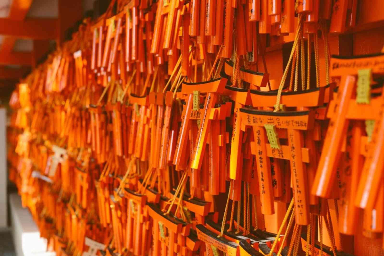 Fushimi Inari Shrine (Lisa Michele Burns)