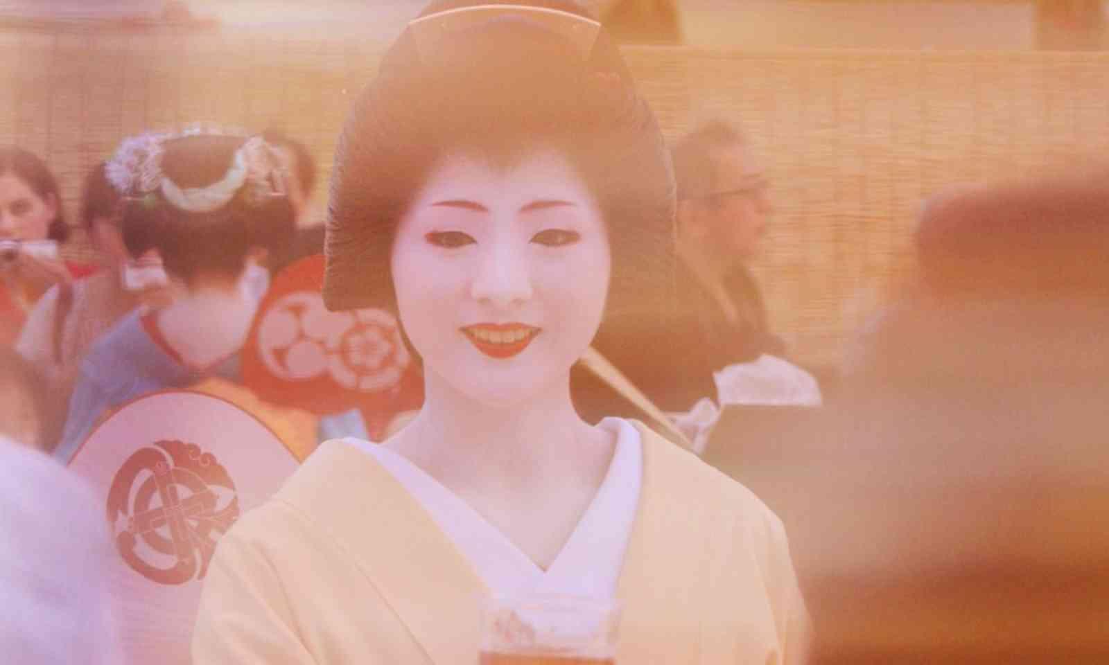 Giesha in Kyoto (Lisa Michele Burns)