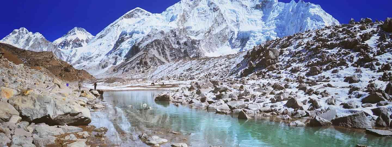 Mount Nuptse in Sagarmatha NP (Dreamstime)