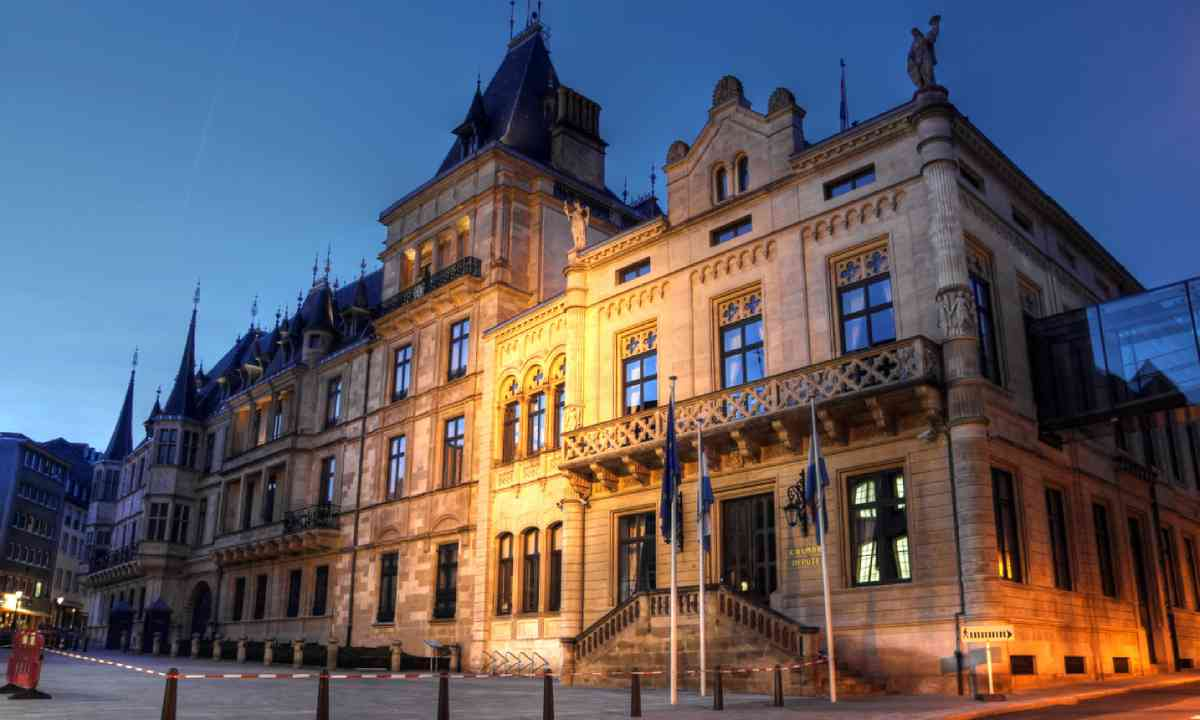 Grand Ducal Palace (Shutterstock)