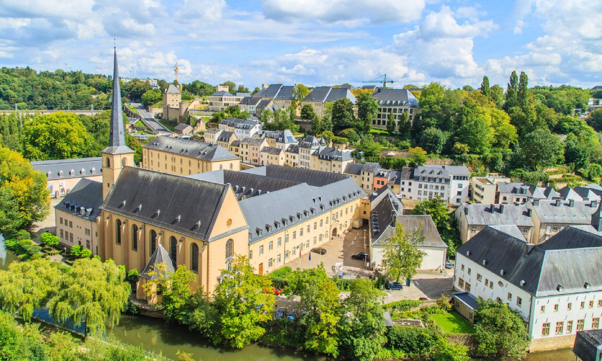 Short break in Luxembourg City