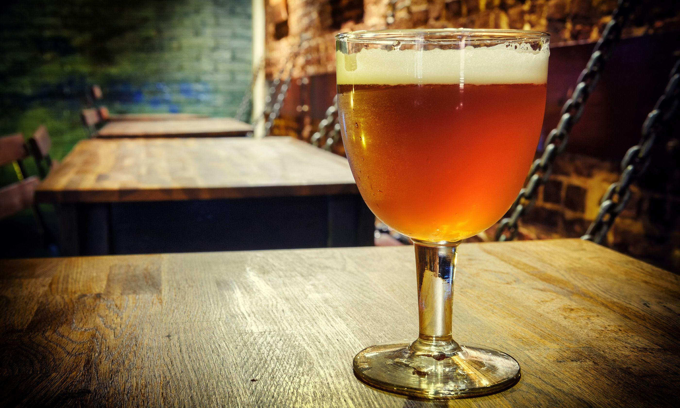 Belgian Beer (Shutterstock.com)