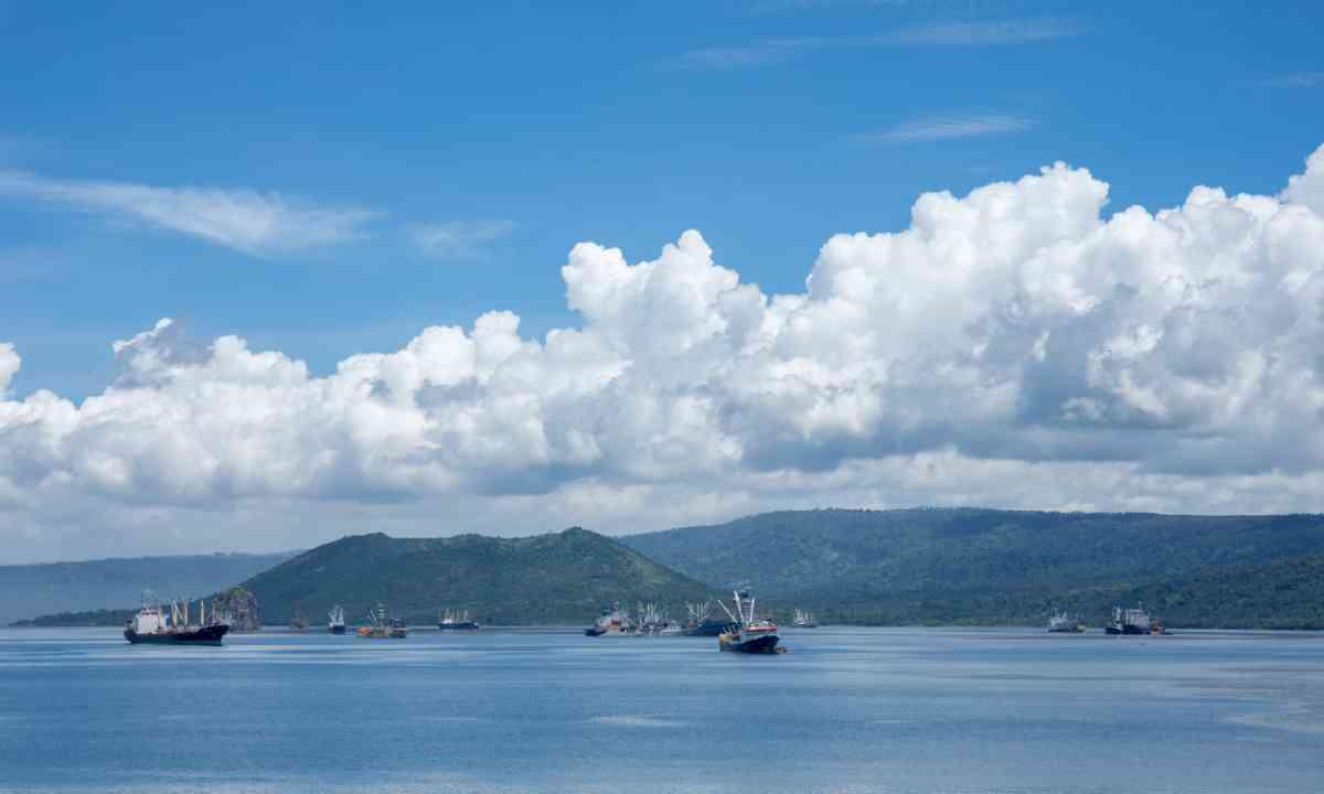 Mt Tuvuvur, Rabaul (Shutterstock)
