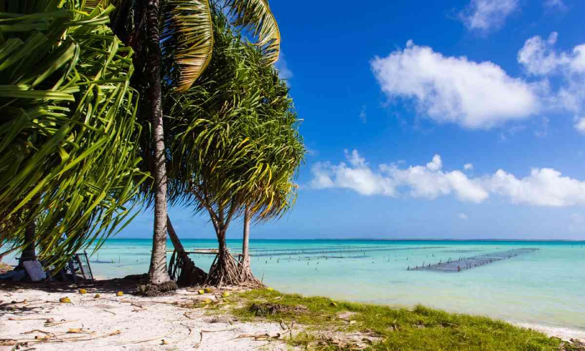 Republic of Kiribati (Shutterstock)