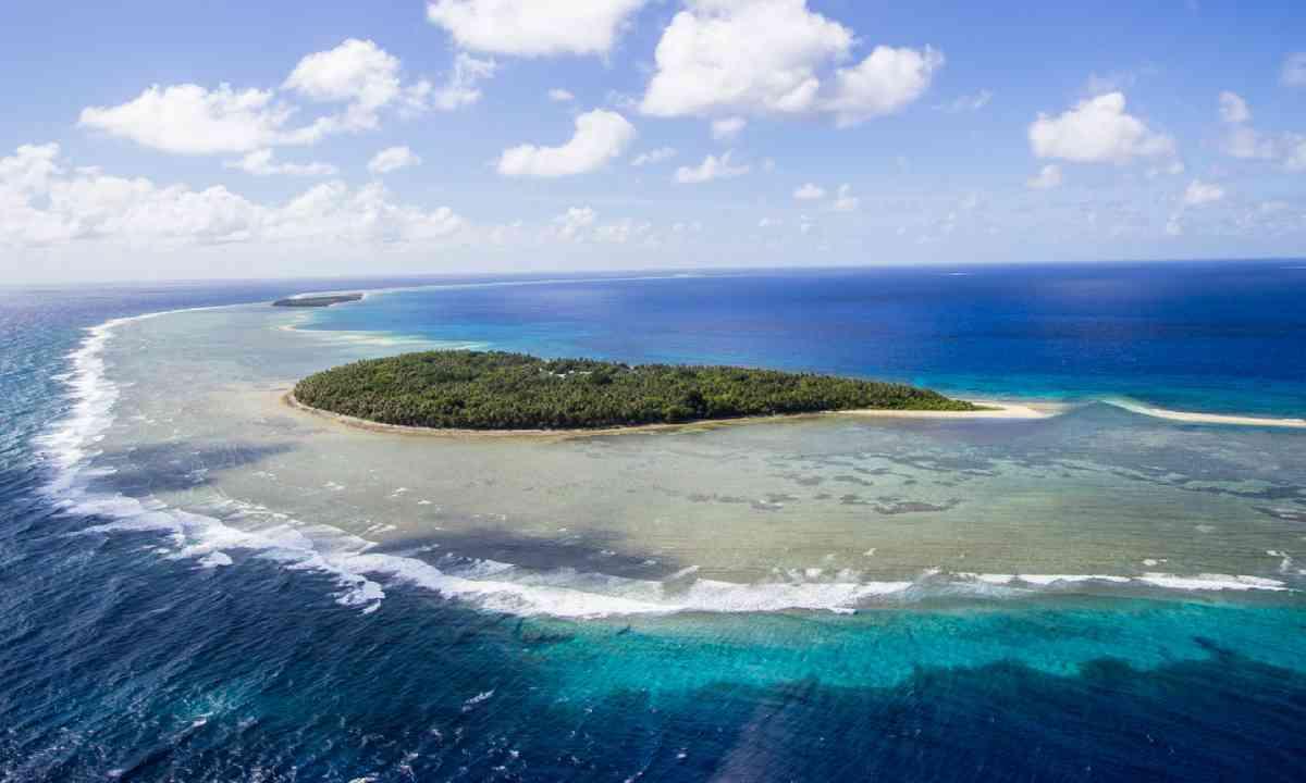Yap State Micronesia (Shutterstock)