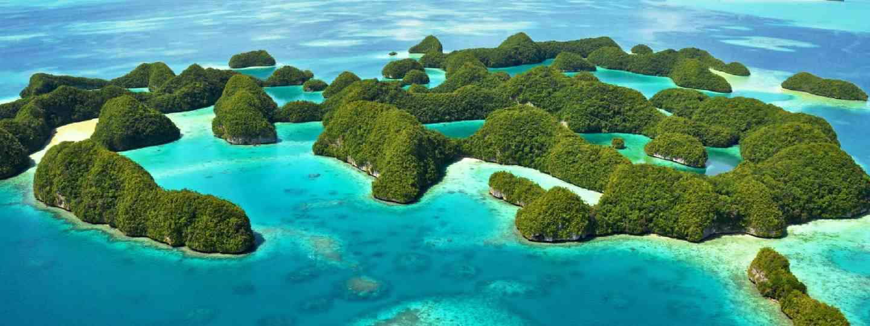 Main image: Islands of Palau (Shutterstock: see credit below)