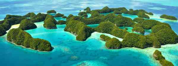 Main image: Islands of Palau (Shutterstock: see credit below)