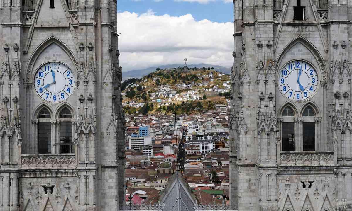 Quito (Shutterstock.com)