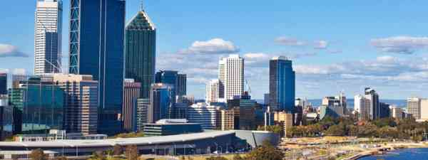 Perth skyline (Shutterstock: see credit below)