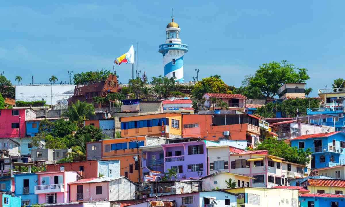 Guayaquil, Ecuador (Shutterstock)