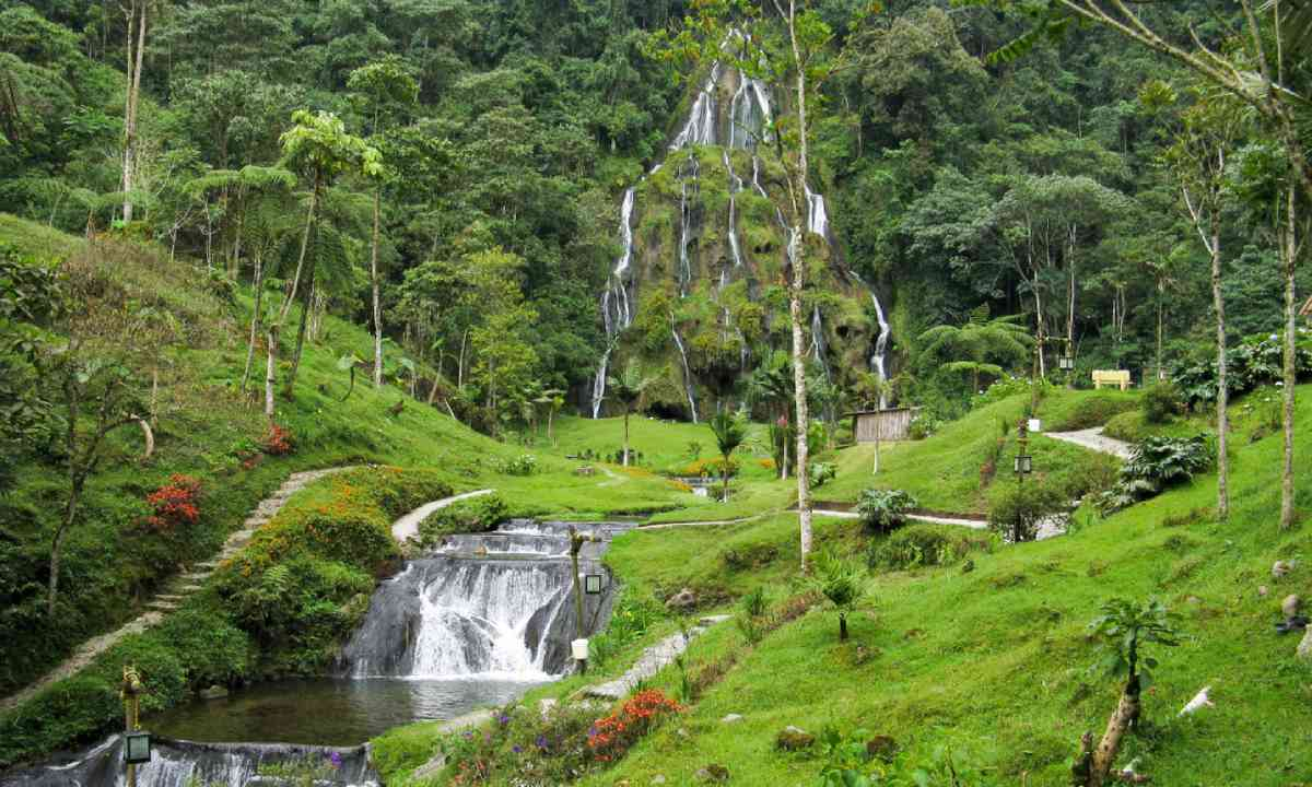 Santa Rosa de Cabal, Colombia (Shutterstock)