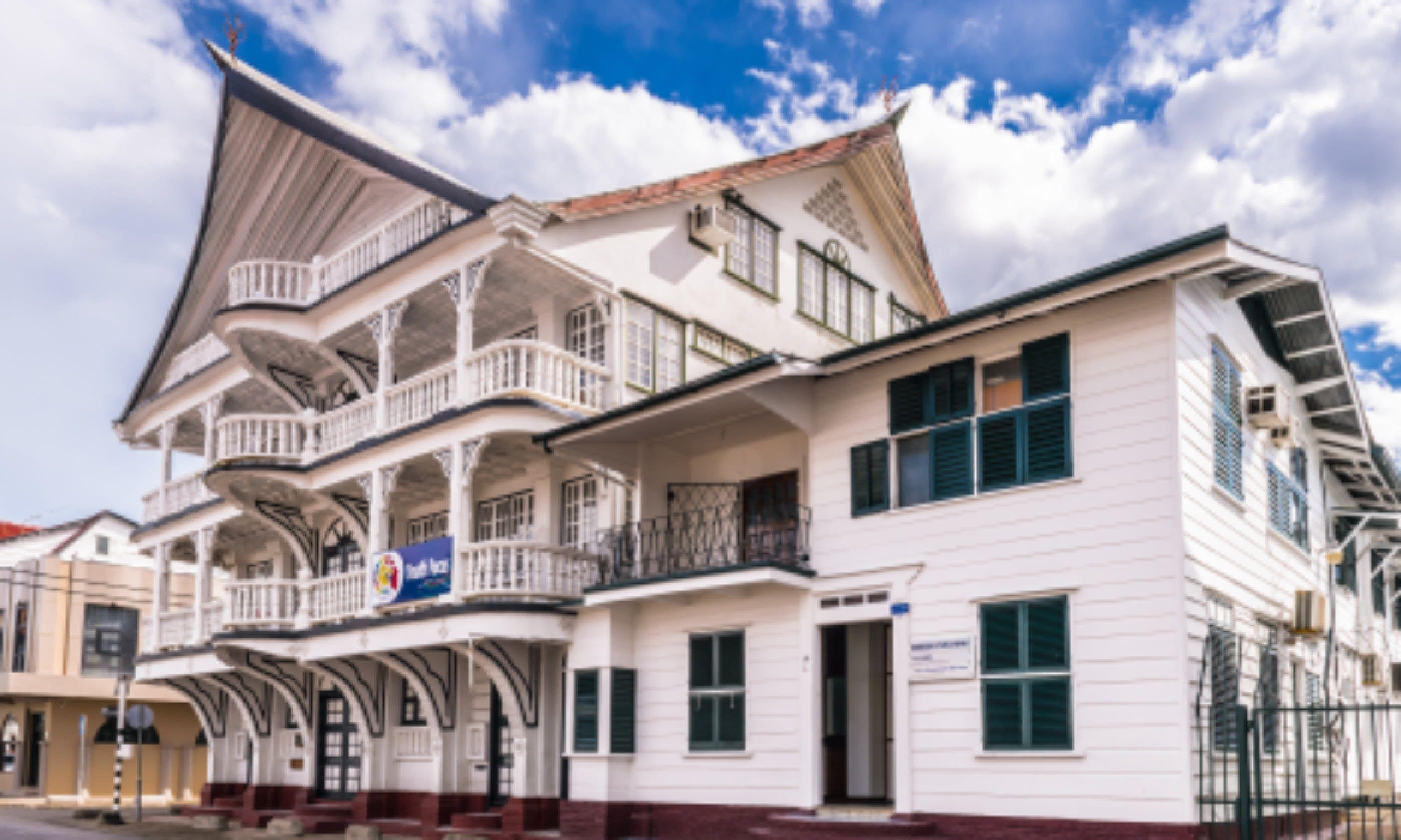 Paramaribo, Suriname (Shutterstock)