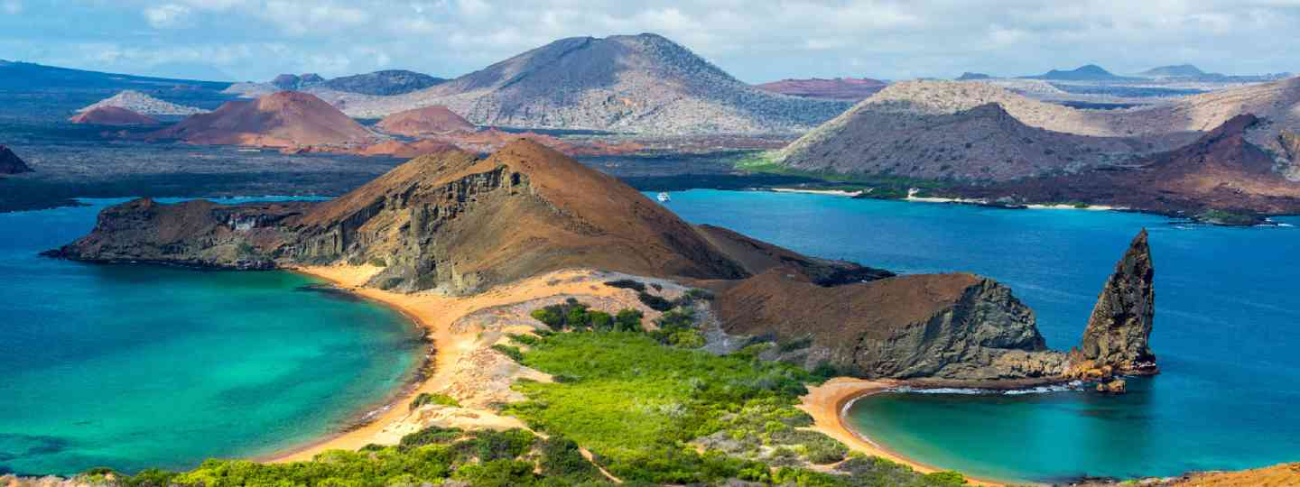 Bartolome Island in the Galapagos Islands (Shutterstock)