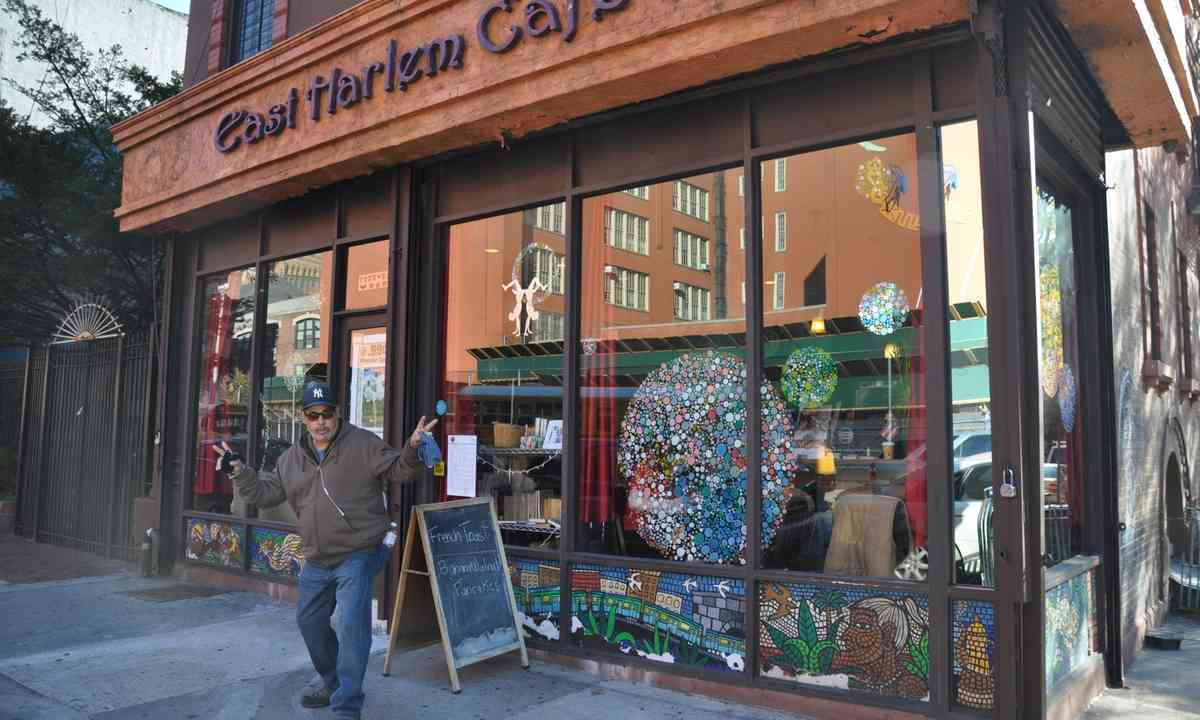East Harlem Cafe (Julia Hammond)