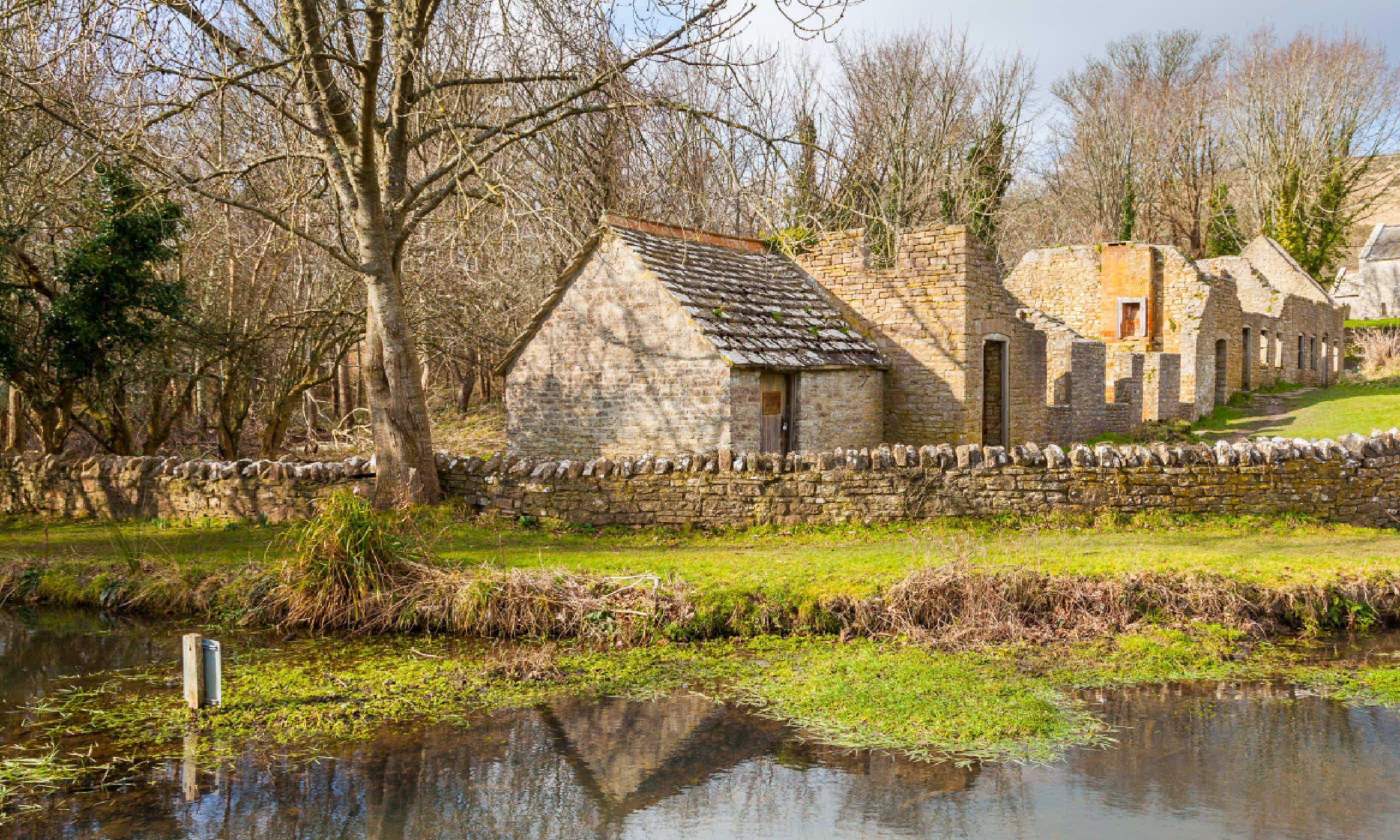 Tyneham (Shutterstock)