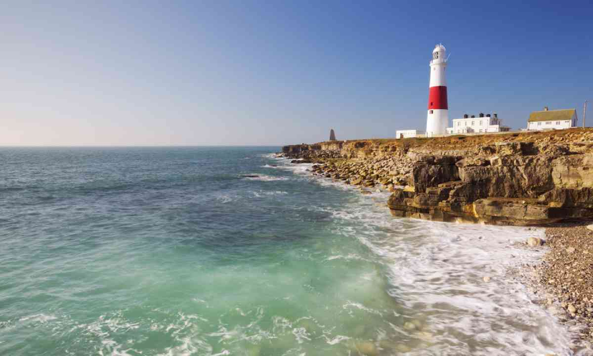 Portland Bill lighthouse (Shutterstock)