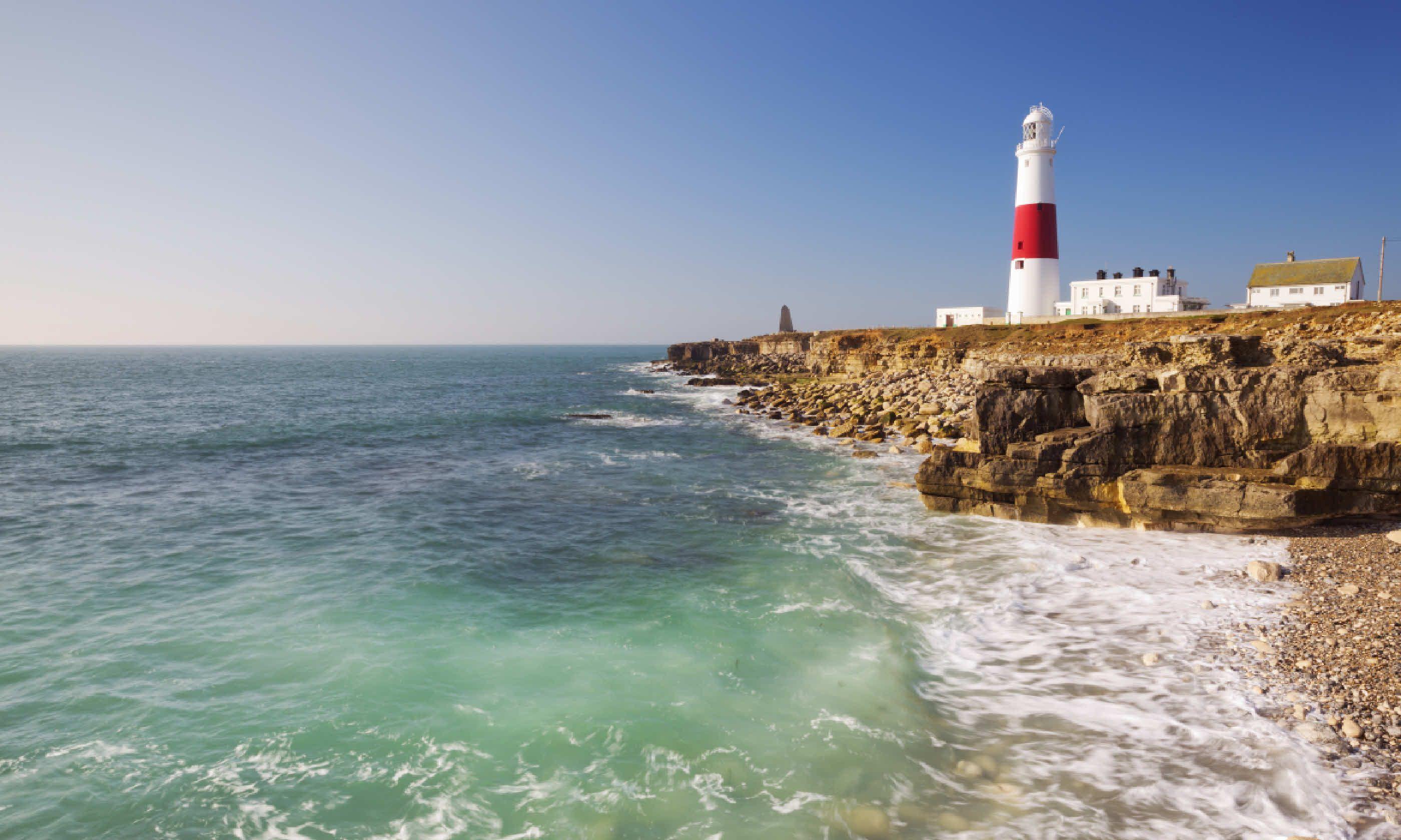 Portland Bill lighthouse (Shutterstock)