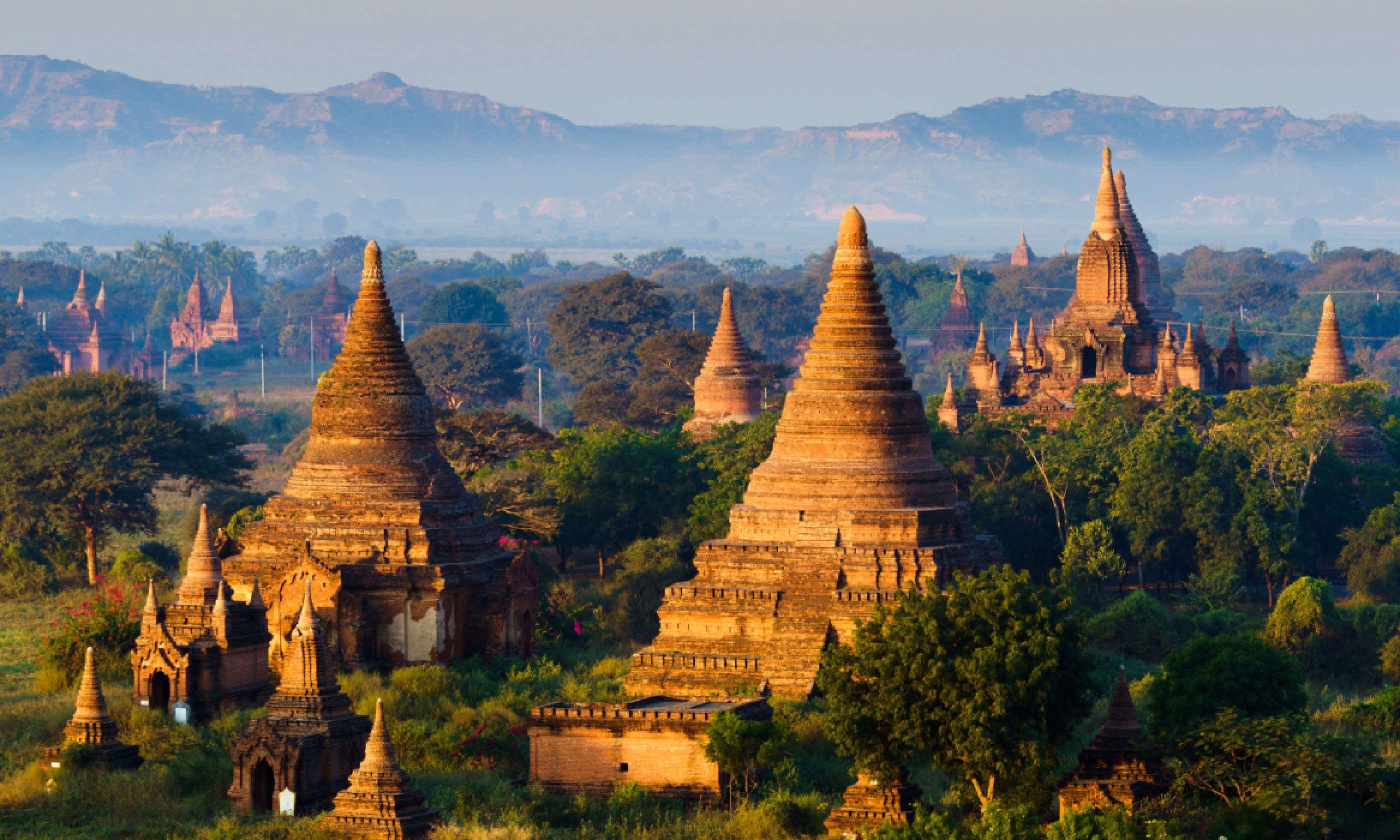 Mandalay (Shutterstock)