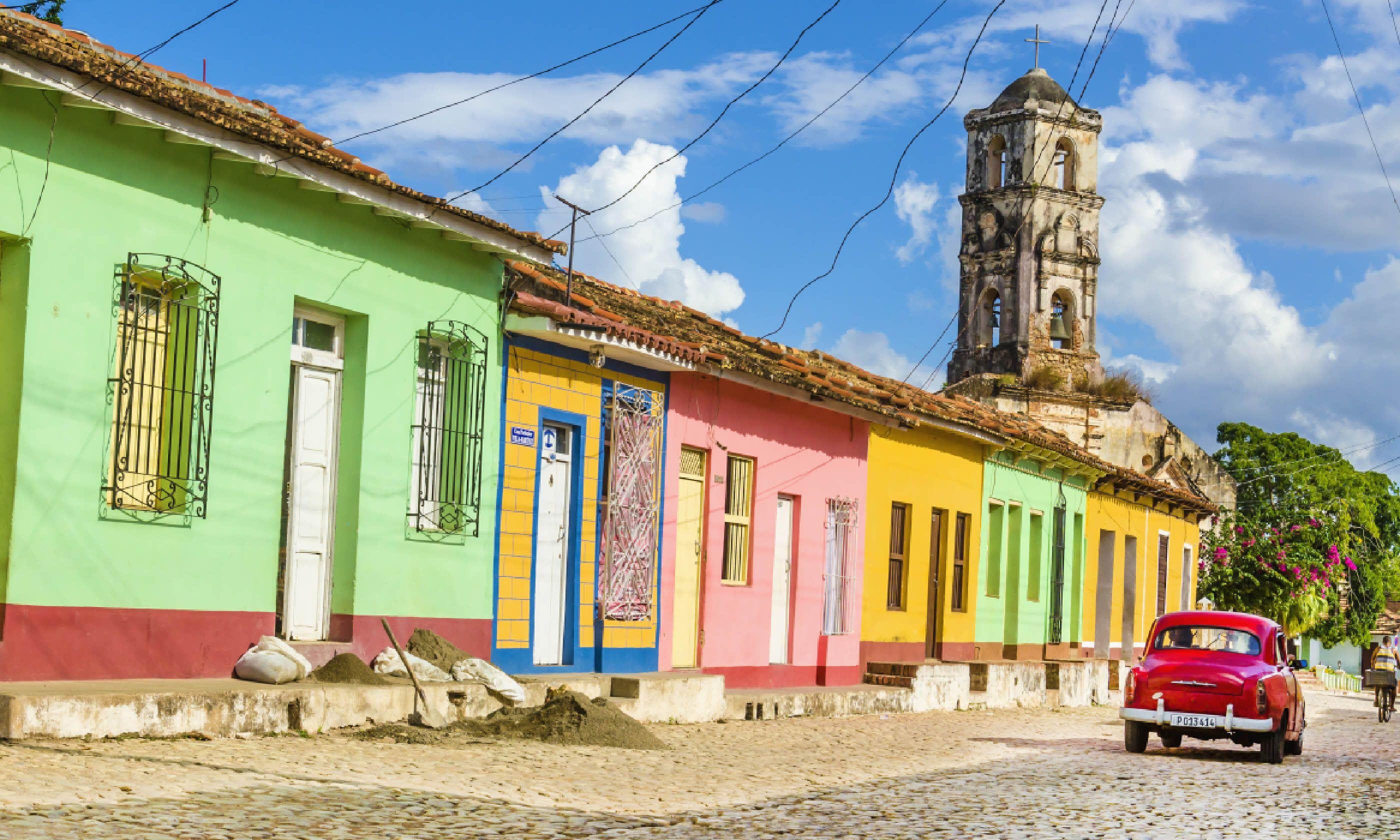 Trinidad, Cuba (Shutterstock)