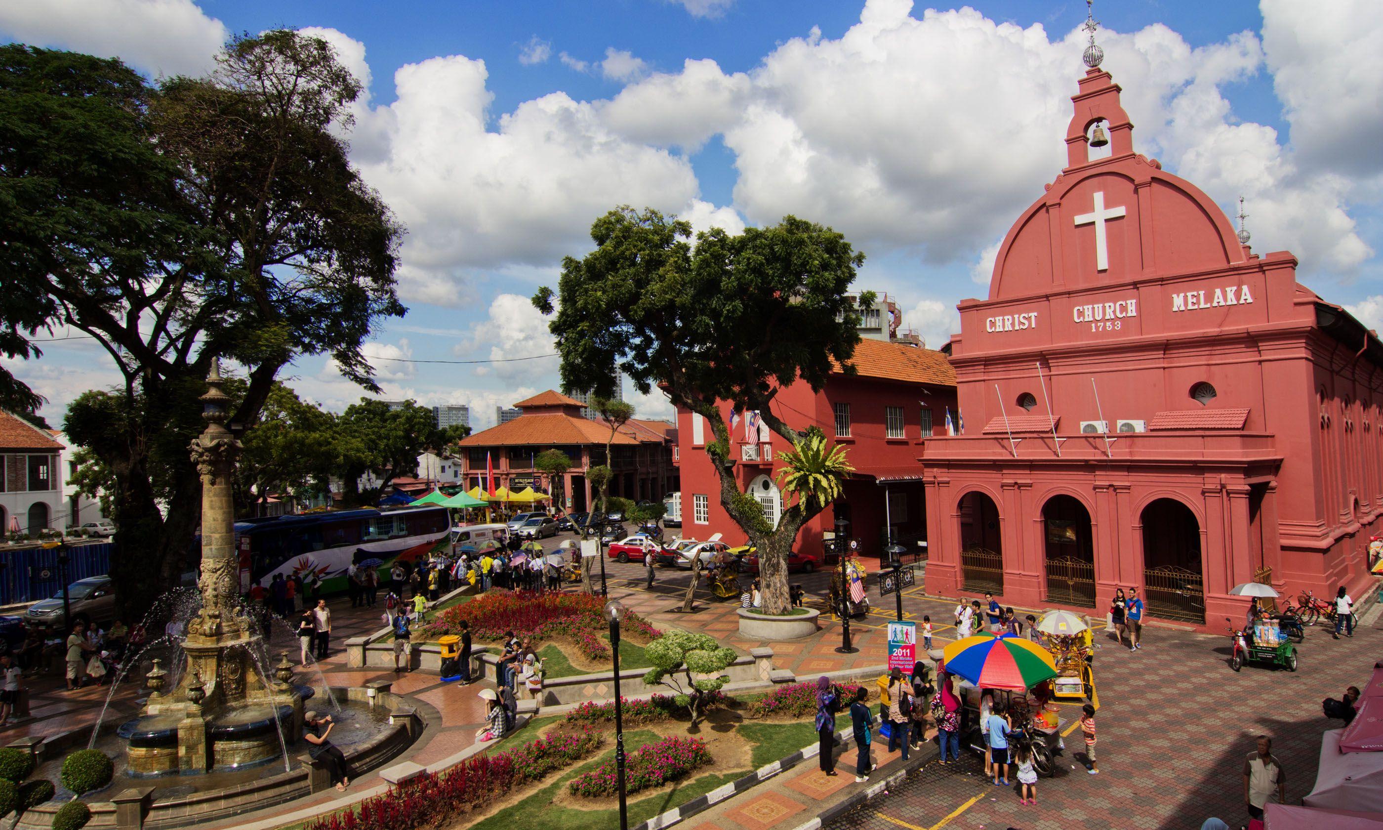 Malaka, Malaysia (Shutterstock.com)