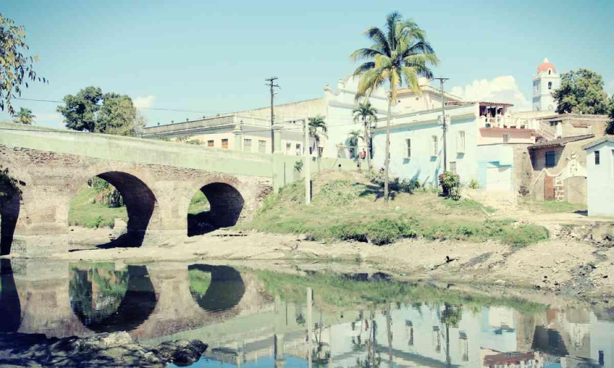 Yayabo Bridge in Sancti Spiritus (Dreamstime)
