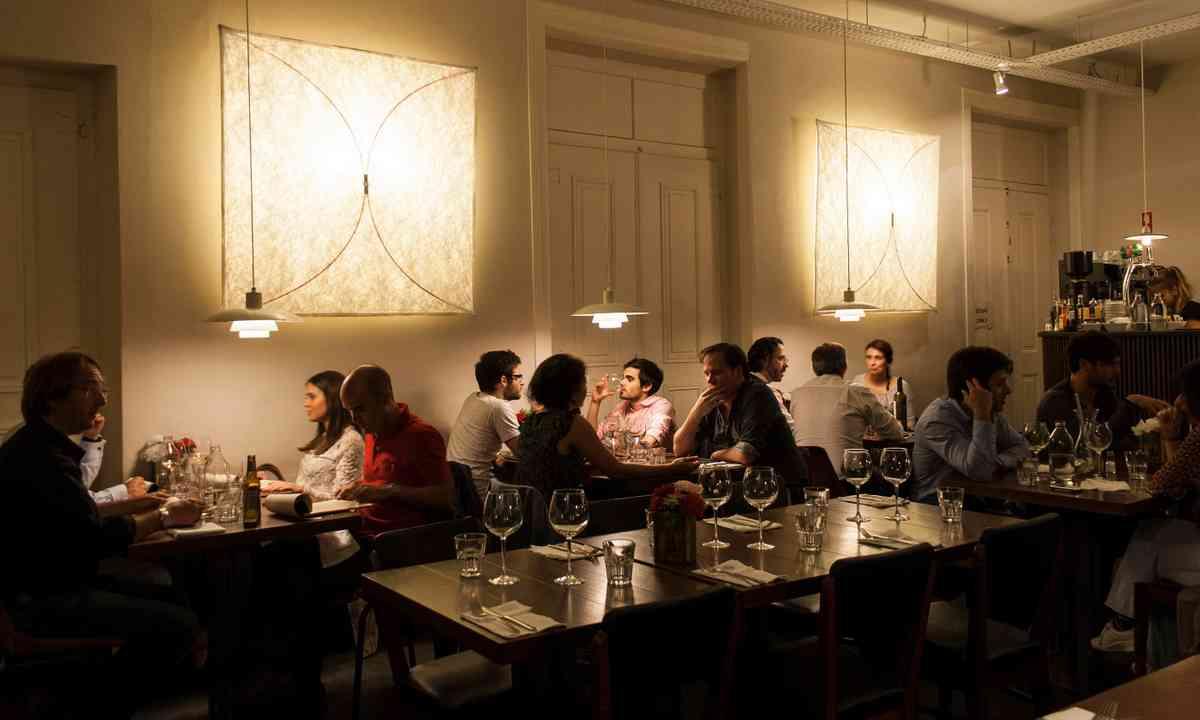 The Decadante Restaurante (Miguel Guedes Ramos)