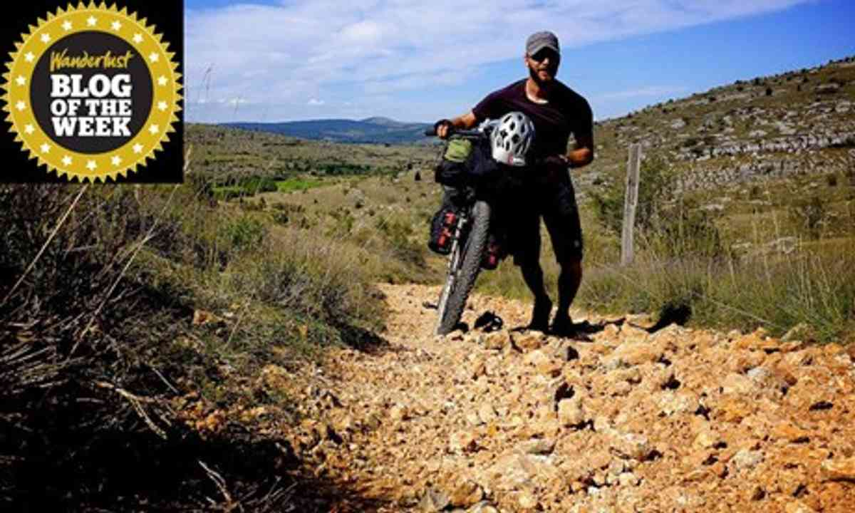 Cycling in France (Chris Goodman)