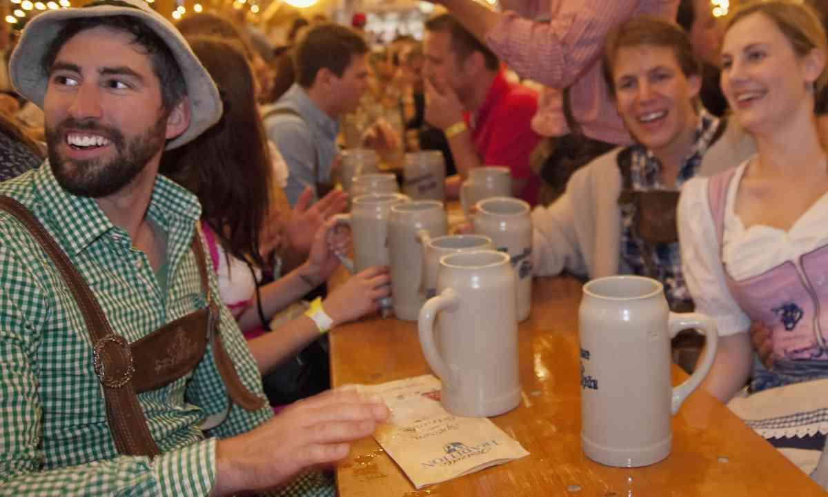 Is Oktoberfest on your CV? (Dreamstime)