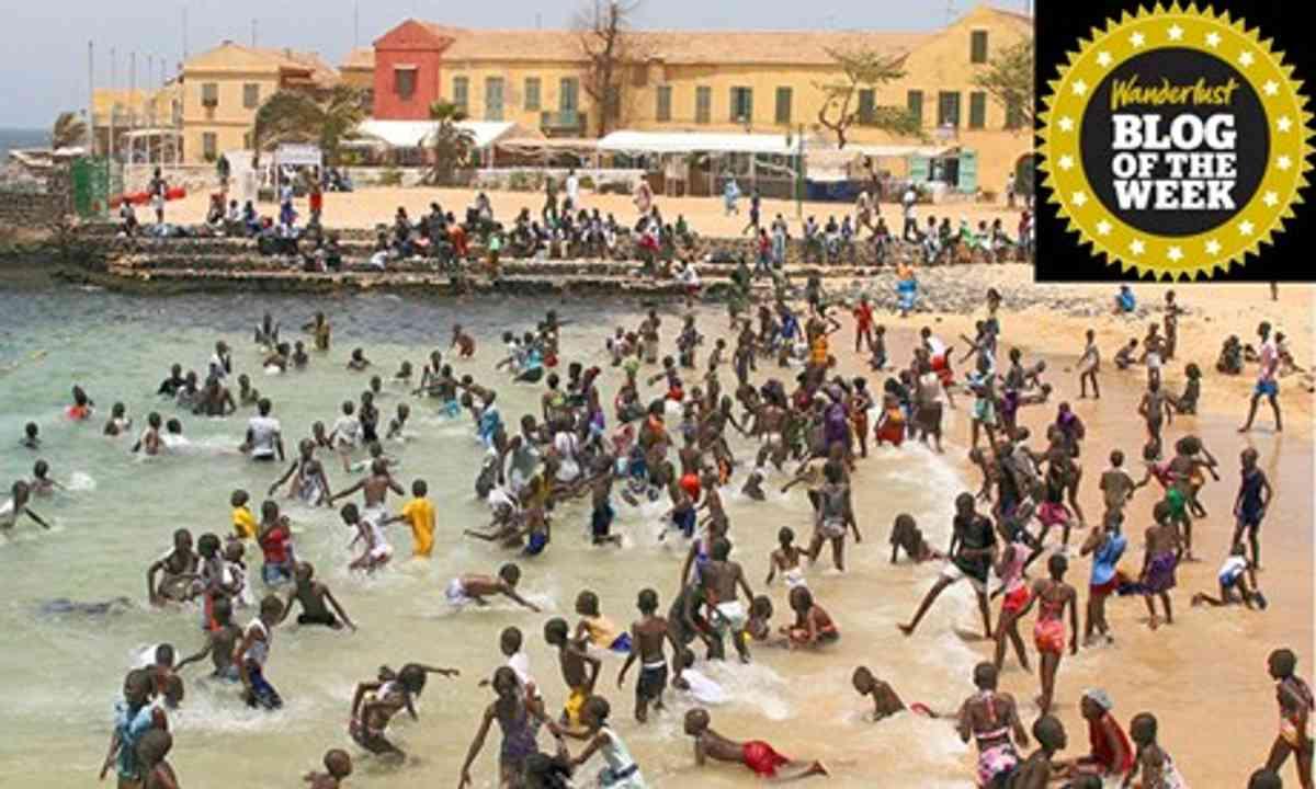 Gorée Island, Senegal (Kathryn Burrington)