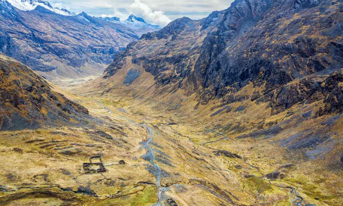 Cordillera Real (Shutterstock)
