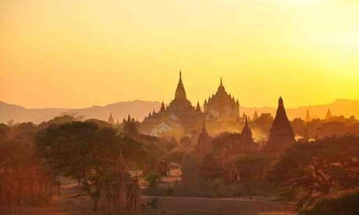 Bagan (Dreamstime)