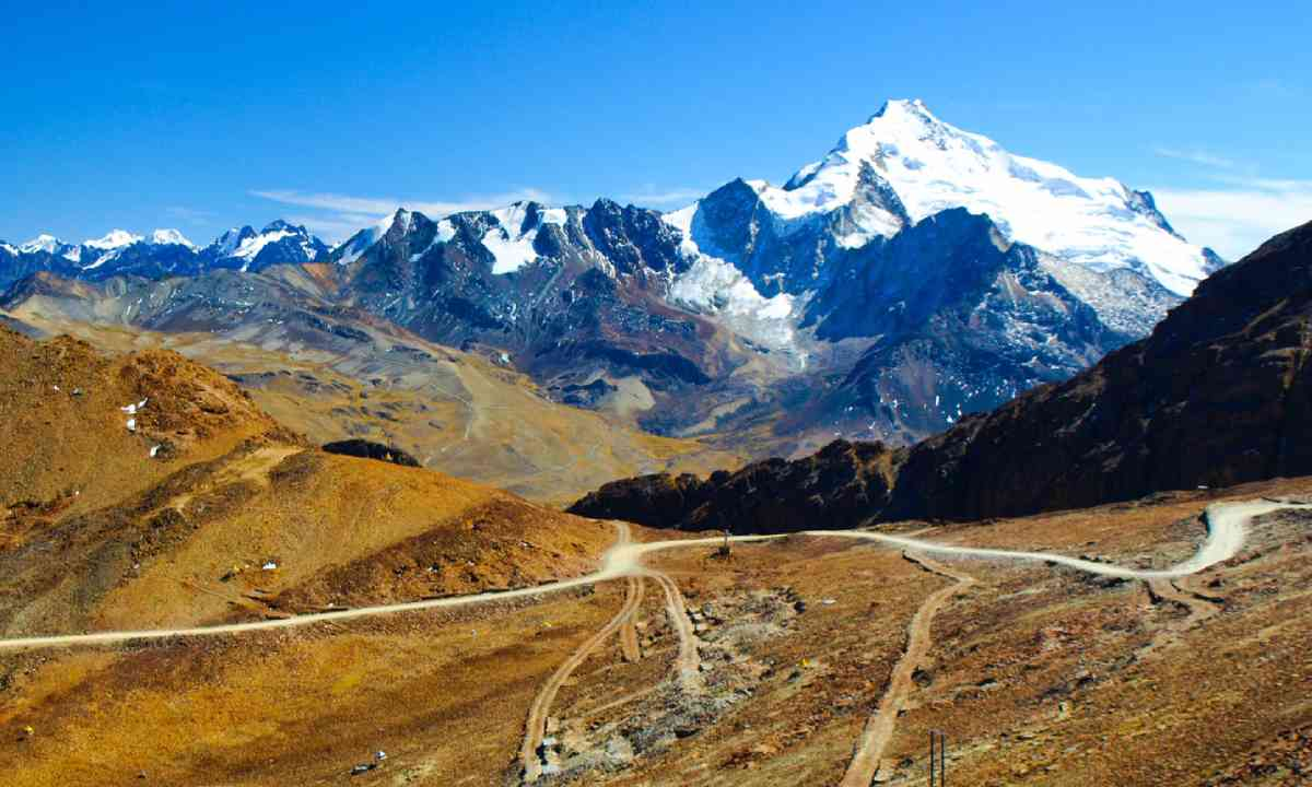 Huayna Potosi mountain (Shutterstock)