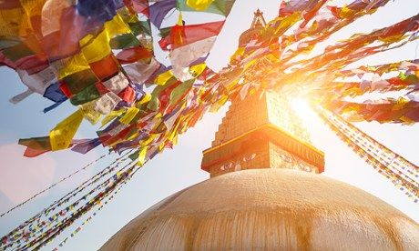 Bodnath stupa (Shutterstock.com)