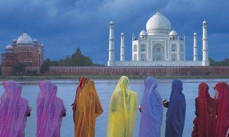 Taj Mahal (Dreamstime)