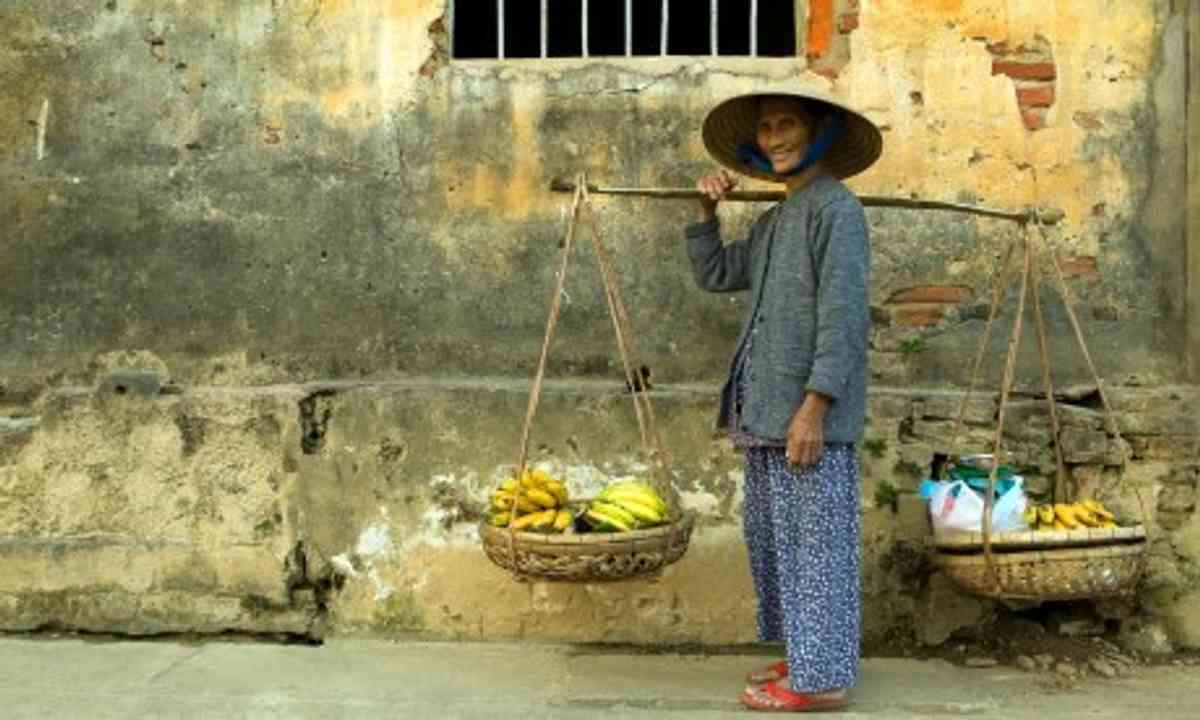Old man of Hoi An (Dreamstime)