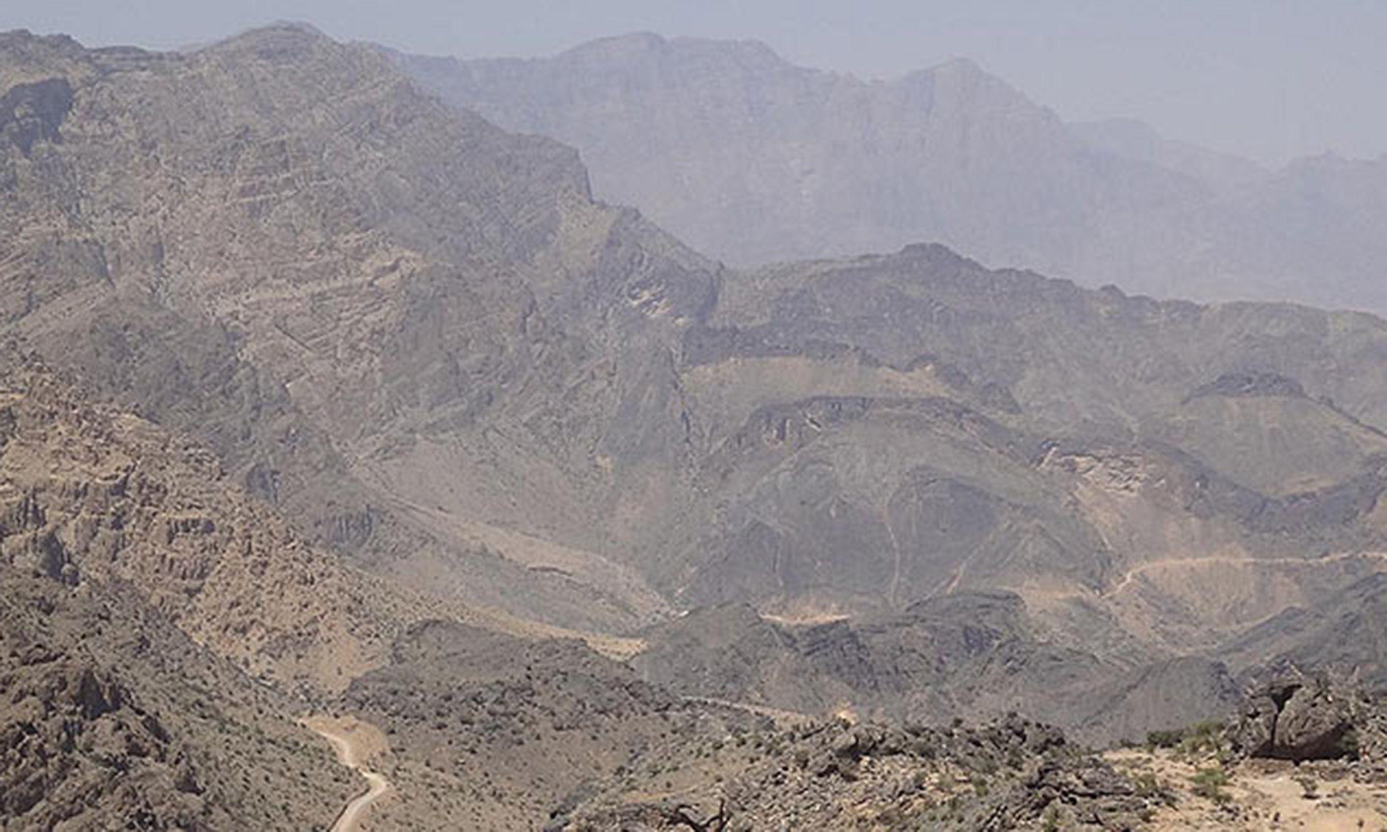 Jebel Akhdar Mountain (Joāo Leitão)