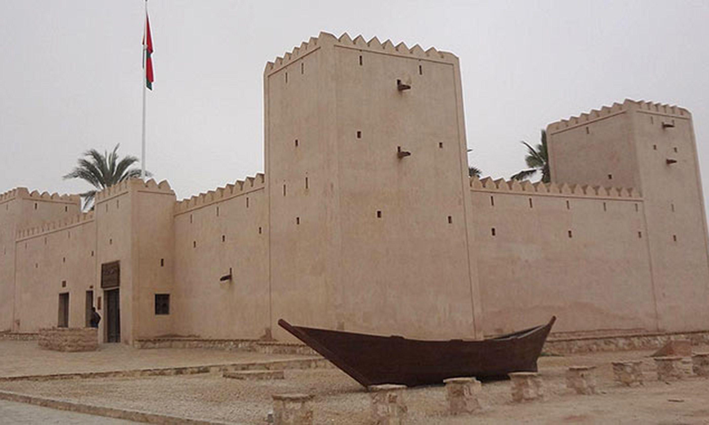 Taqah Castle (Joāo Leitão)