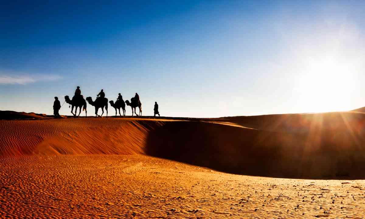 Erg Chebbi, Morocco (Shutterstock)