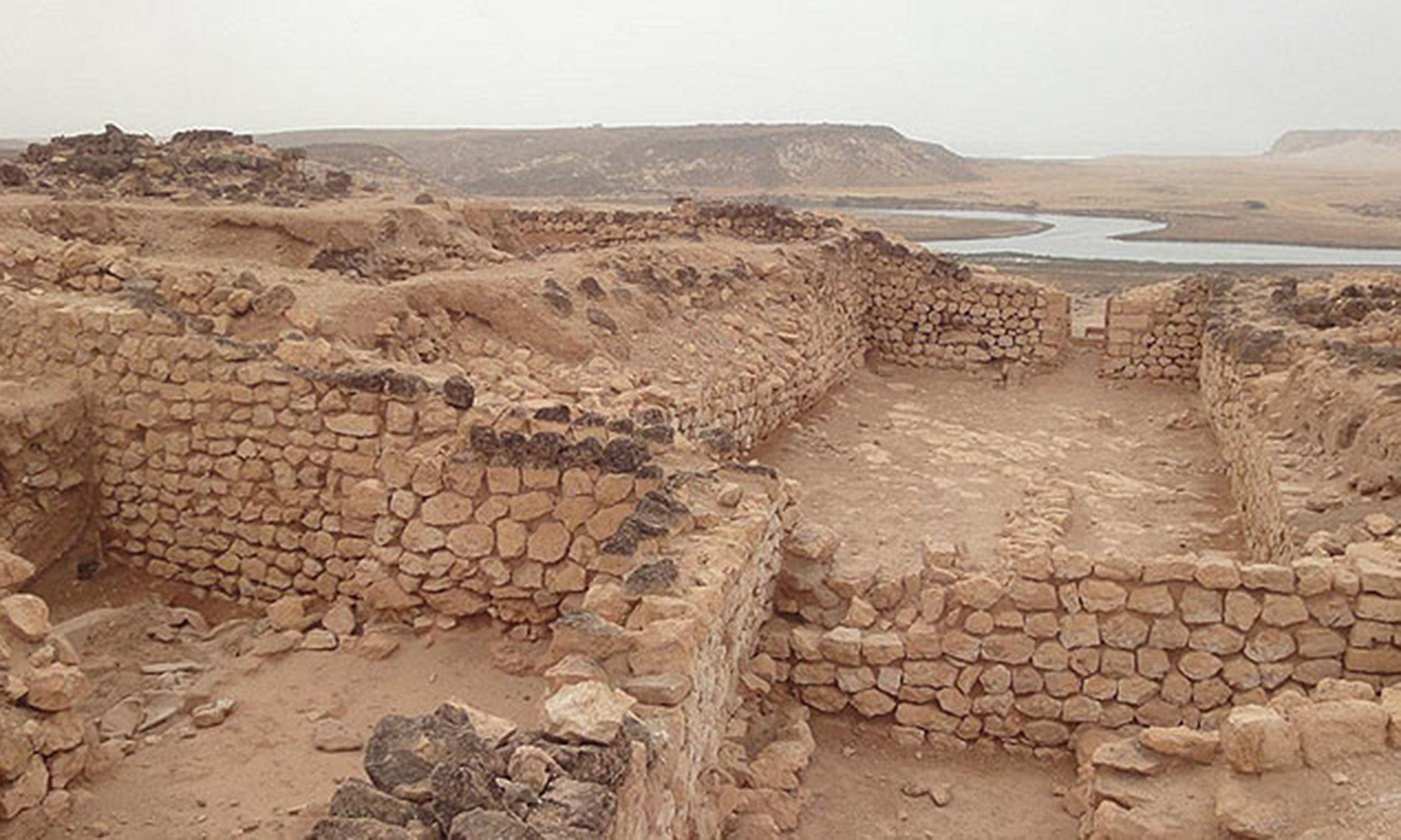 Sumhuram ruins (Joāo Leitão)